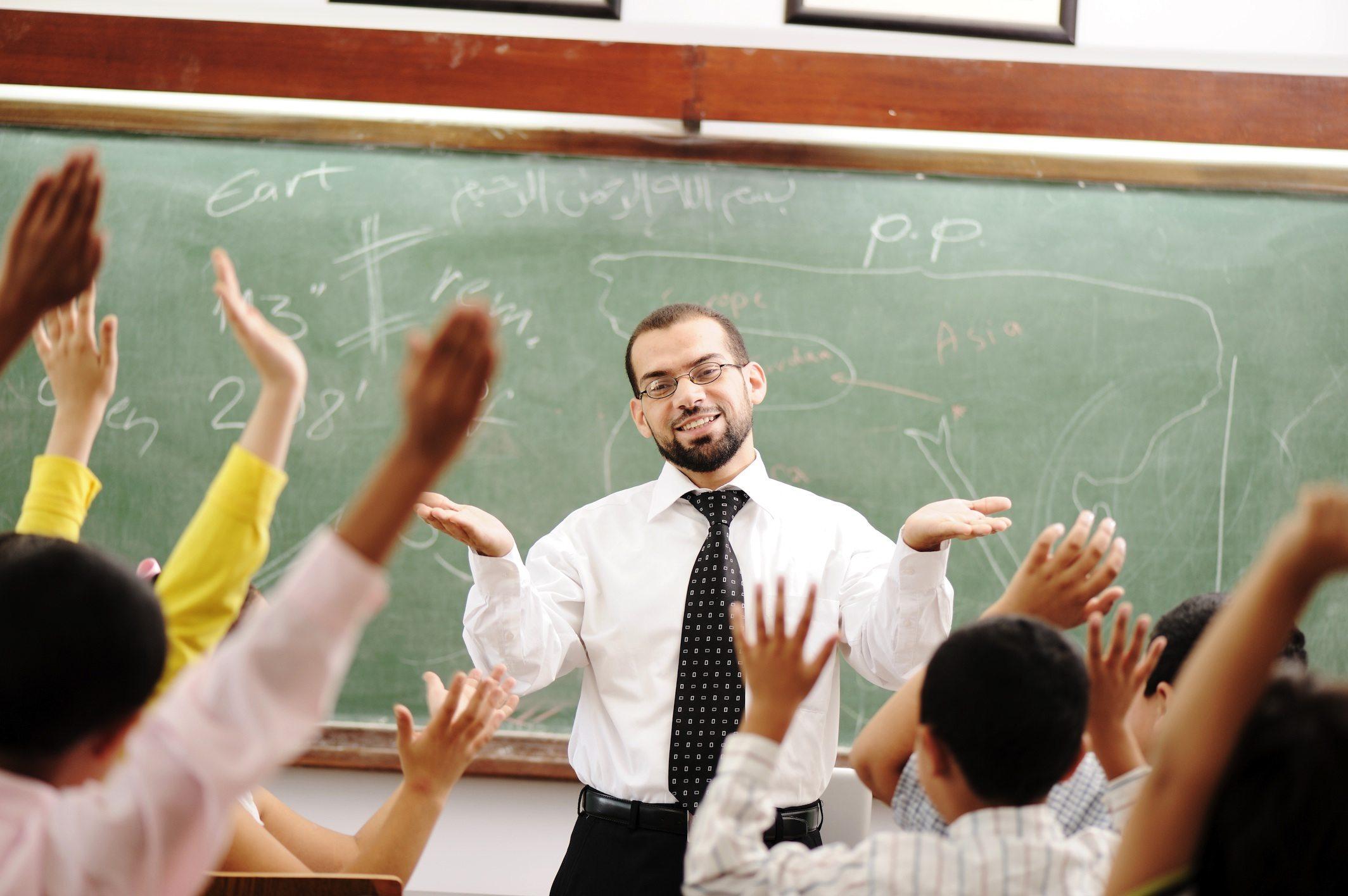 شخصية المدرس ENFJ