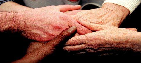 شخصية اليد الحساسة